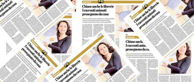La Provincia, Carla Giovannone