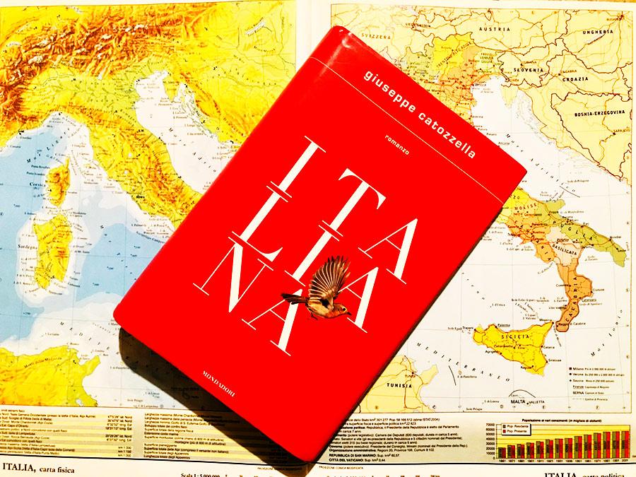 copertina Italiana di Giuseppe Catozzella